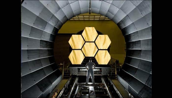 NASA's James Webb Space Telescope passes critical milestone