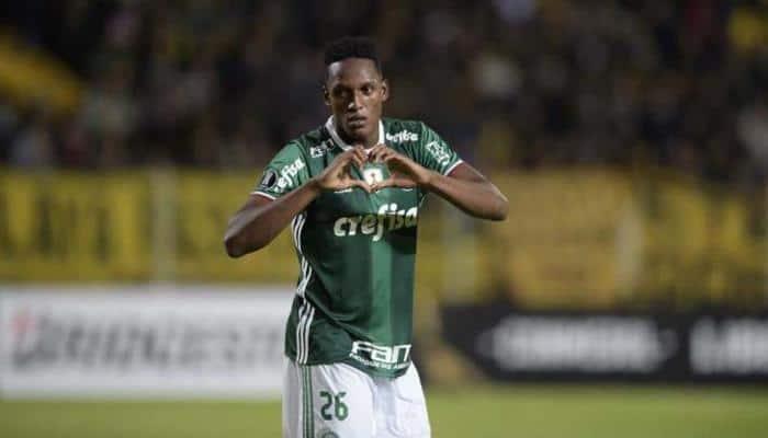La Liga: Colombia centre-back Yerry Mina joins Barcelona