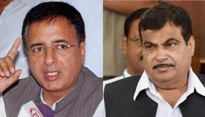 Congress slams Gadkari for 'insulting' Navy, calls BJP 'pseudo-nationalist'