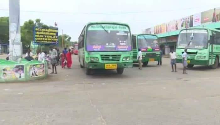 Tamil Nadu transport workers end strike, bus services return to normal