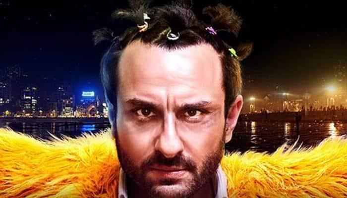 Kaalakaandi movie review: Black humour hard sold