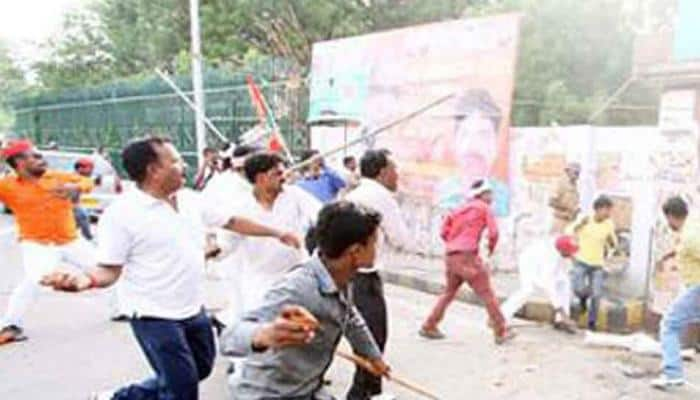 BJP calls off bike rally in Kolkata, alleges Trinamool members attacked and injured its workers