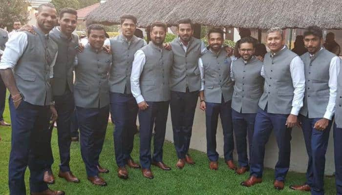 South Africa v India Tests: Indian team visits High Commissioner in Johannesburg for good downtime