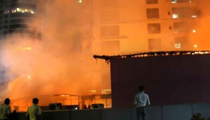 Massive fire breaks out at marriage lawn in Jaipur, probe ordered