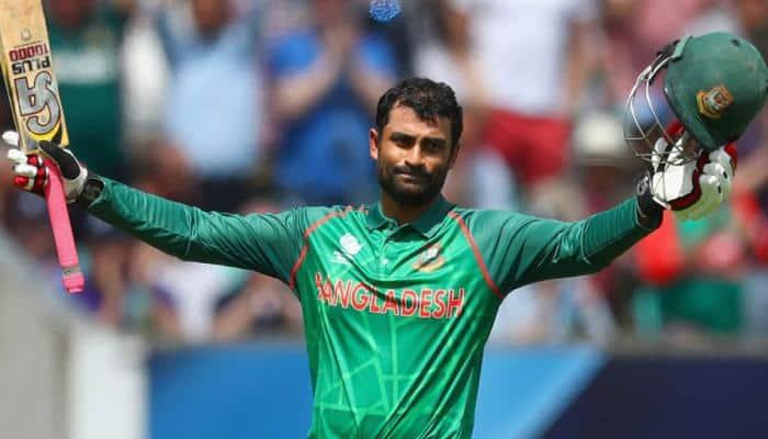 Tamim Iqbal guides Bangladesh to easy win over Zimbabwe in tri-series opener