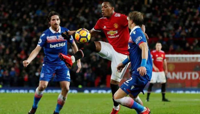 EPL: Manchester United dispatch Stoke City comfortably amid Alexis Sanchez talk