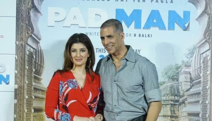 Padman vs Padmaavat: Twinkle Khanna worried about Box Office clash? Deets inside