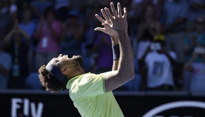 Australian Open: Jo-Wilfried Tsonga edges Denis Shapovalov in five-set classic