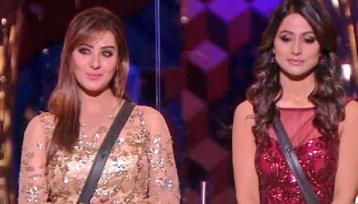 Hina Khan reacts to 'call girl' comment on Bigg Boss 11 winner Shilpa Shinde