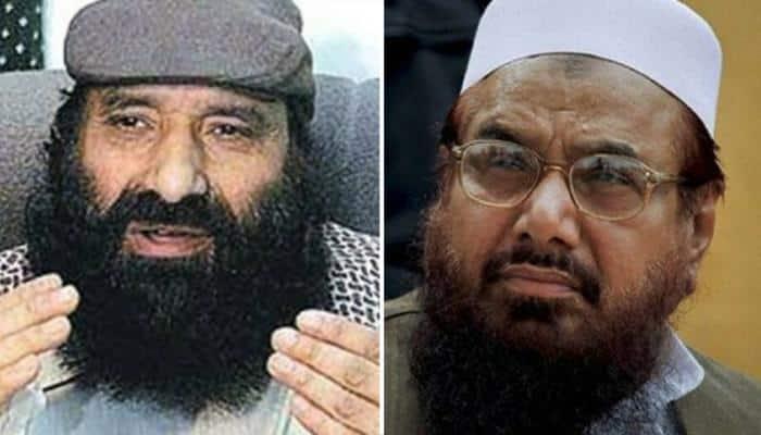 Terror funding case: NIA files chargesheet against Hafiz Saeed, Syed Salahuddin, 10 others