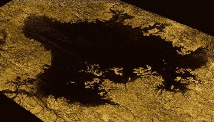 Saturn's moon Titan has 'sea levels' similar to Earth, reveals Cassini