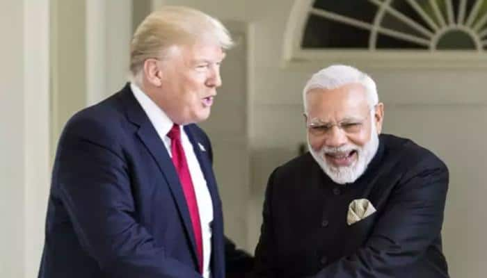 In first year, Donald Trump firms up ties with India