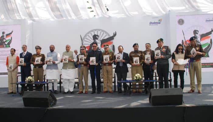 'Bharat ke Veer' official anthem launched by Rajnath Singh, Akshay Kumar - Watch video