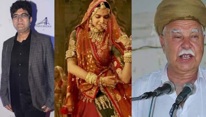 Padmaavat row: Rajasthan assures security to CBFC chief Prasoon Joshi after Karni Sena threat