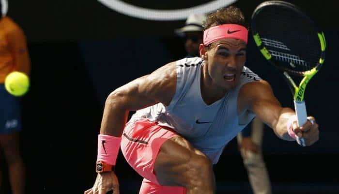 Australian Open: Rafael Nadal weathers fight from Diego Schwartzman to reach quarterfinals