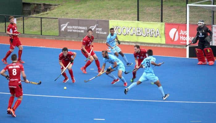 Four Nations Hockey: India lose 1-2 to Belgium in the final