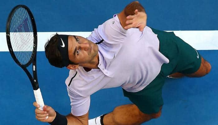 Roger Federer eases past Marton Fucsovics into Australian Open quarter-finals