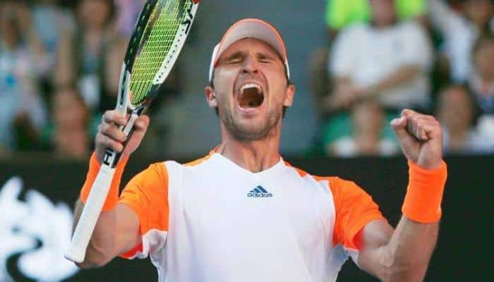 Australian Open: Mischa Zverev first player to be fined for retiring in first round