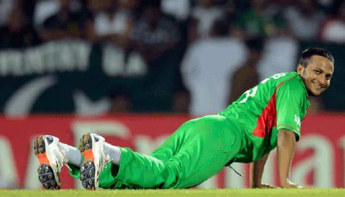 Shakib Al Hasan inspires Bangladesh to crushing win over Zimbabwe