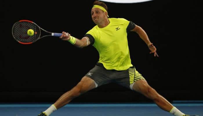 Australian Open: Angry Sandgren says 'demonised' by 'sensationalist' media