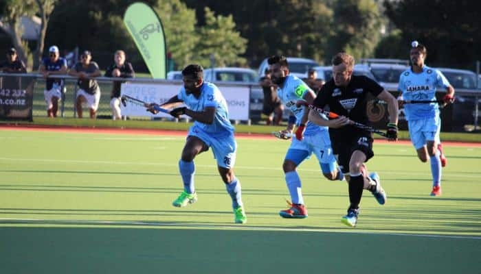 India edge New Zealand 3-2 in Four-Nations hockey tournament