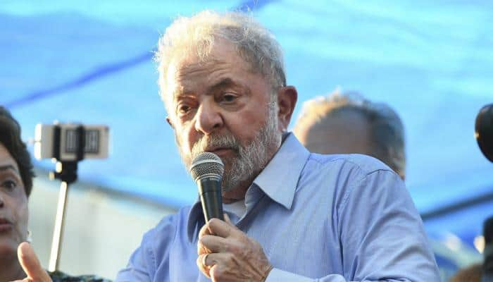 Blow for Brazil`s ex-president Lula as first judge upholds conviction