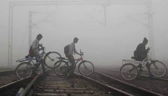 Severe cold in Punjab, Haryana; Adampur in Jalandhar coldest at 2.8 degrees Celsius