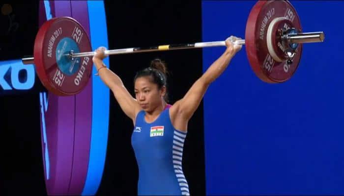 World weightlifting champion Mirabai gets Rs 20 lakh