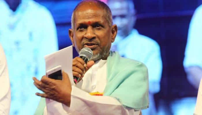 Showbiz denizens welcome Ilayaraja's Padma Bhushan