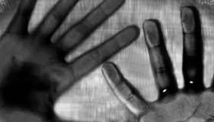 Man brutally beats 10-year-old son for lying, arrested; mother shoots video