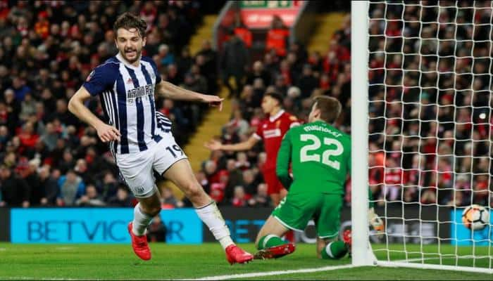 West Brom beat Liverpool amid VAR chaos, Spurs avoid upset