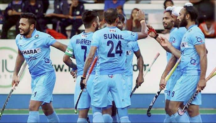Four-Nations Hockey: India settle for silver after shootout loss to Belgium