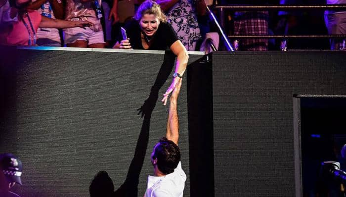 This life wasn't possible without Mirka: Roger Federer thanks wife after Australian Open win