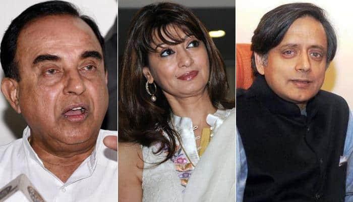 Supreme Court asks Subramanian Swamy to prove maintainability of SIT probe plea in Sunanda Pushkar case