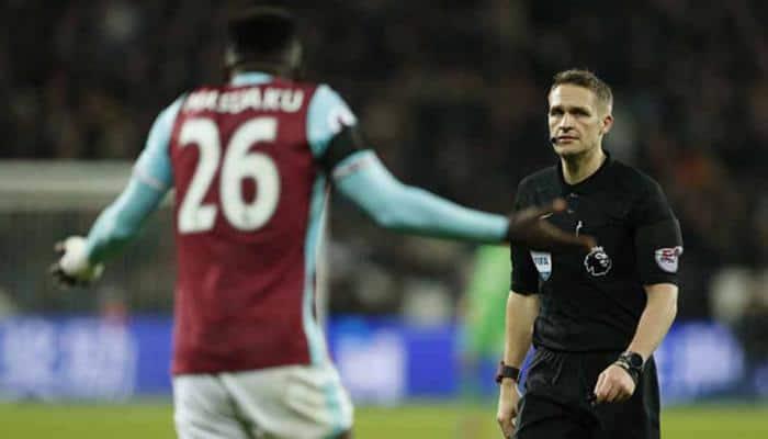 FA Cup: West Ham United's Arthur Masuaku gets six-match ban for spitting