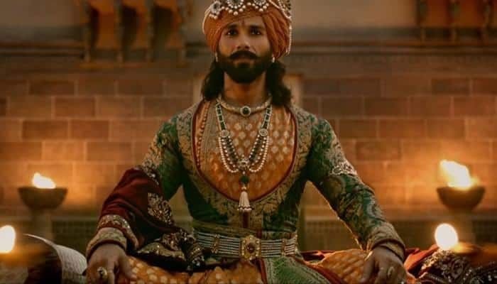 Knew my character an underdog in 'Padmaavat': Shahid Kapoor