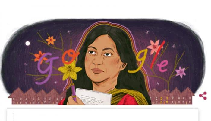 Google doodle celebrates life and literature of writer Kamala Das: 'World of an engrossing woman'