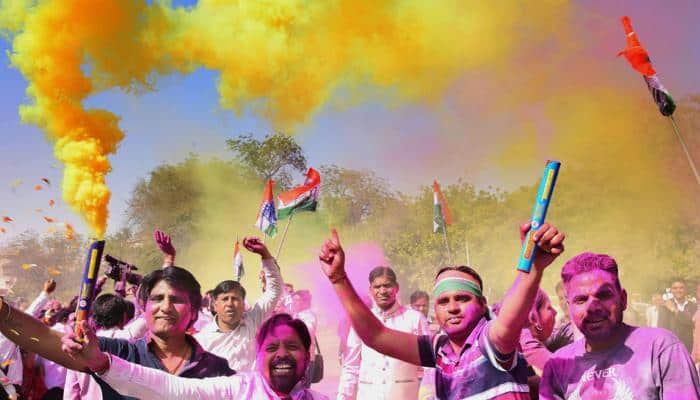 Rajasthan by-polls: Rahul's victory message to Congress cadres