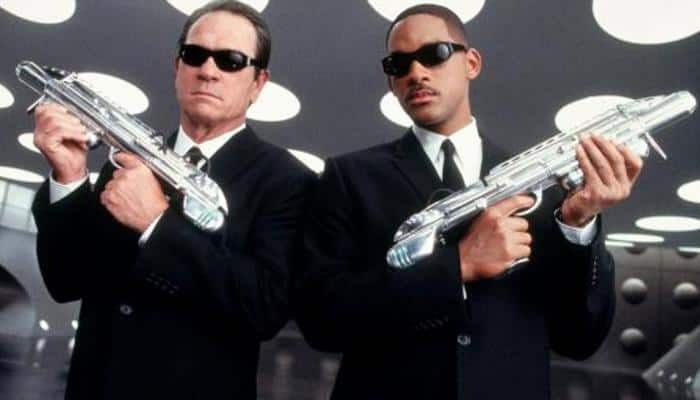 F Gary Gray in talks to direct 'Men in Black' spin-off