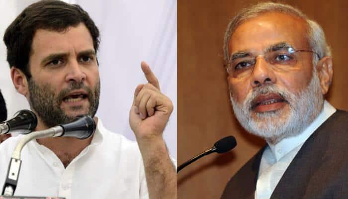 Sensex crashing 800 points a 'no-confidence motion' against PM Modi's budget: Rahul Gandhi
