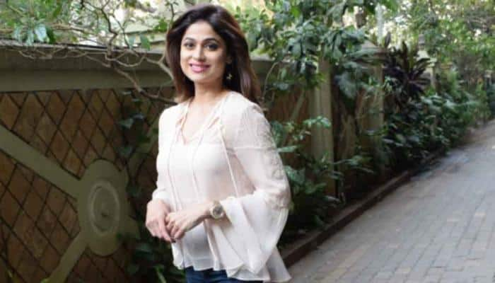 I live without regret, happy with whatever I have, says Shamita Shetty