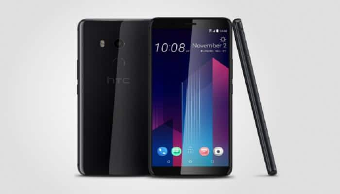 HTC U11+ launched in India with 6-inch, 18:9 display. Check price and other details