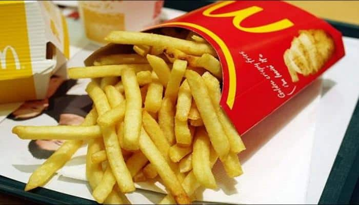McDonald's french fries cannot cure baldness, clarifies scientist