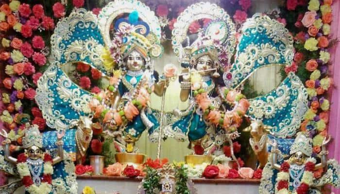 Two 'Sudarshan Chakras' to be installed at ISKCON Mayapur