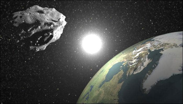 Small asteroid to shoot closely past Earth on Friday