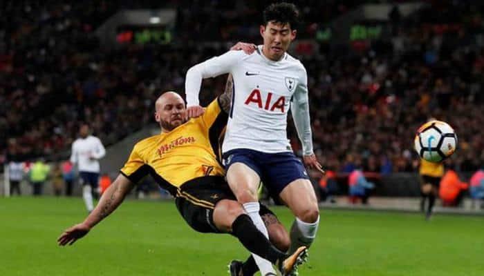 Tottenham Hotspur end Newport County's FA Cup run at the second attempt