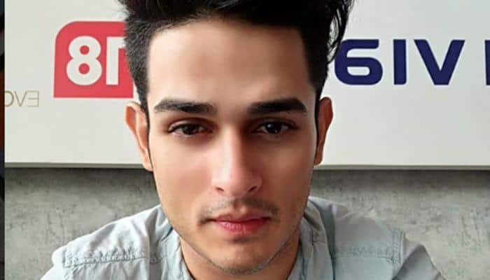 Priyank Sharma shares video when he cried after being proposed—Watch
