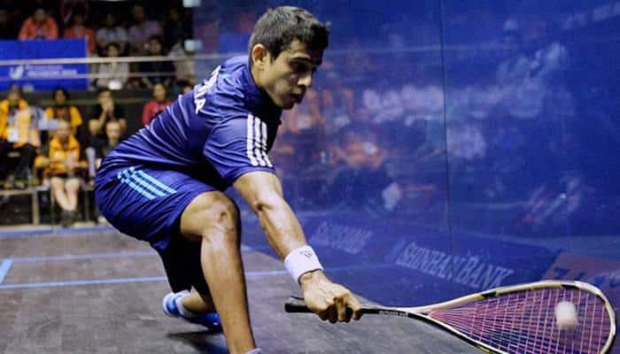 Squash: Saurav Ghosal in semis at Indian Open; Sandhu, Mangaonkar exit