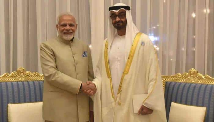 Would like to thank Crown Prince for grand temple: Narendra Modi