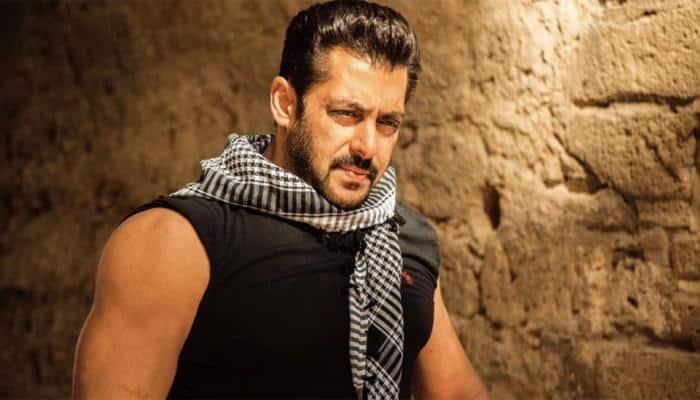 Tiger Zinda Hai: This throwback pic of Salman Khan will inspire you to pump iron